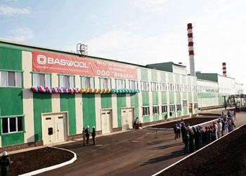 Завод по производству теплоизоляции Baswool