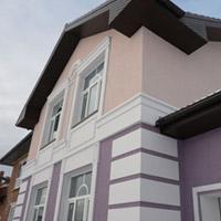 Системы штукатурного фасада от ООО Агидель