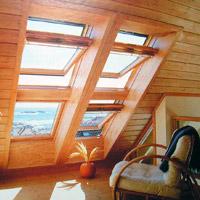 Мансардные окна от Baswool